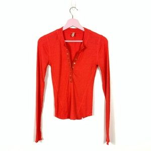 Free People intimately One of the Girls Henley